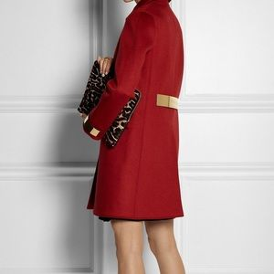 Burberry Prorsum Wool Coat